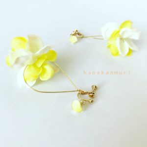 『flower drop』の『baby lemon』-2