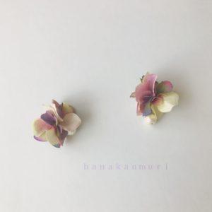 『コットンパールと花びら』の『garden』その2
