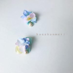 コットンパールと花びらピアスの『Candy』の画像